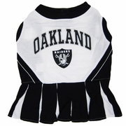 Oakland Raiders Cheerleader Dress