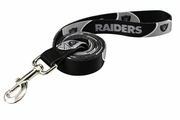Oakland Raiders Collar or Leash