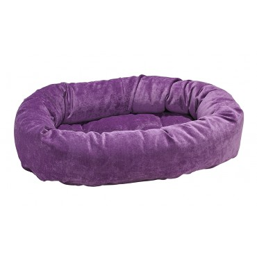 Bowsers Orchid Microfiber Donut Bed