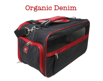 Organic Denim Carrier