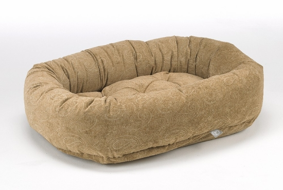 Bowsers Paisley Cedar Donut Bed