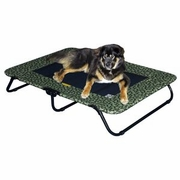 Pet Gear Bone Print Cot