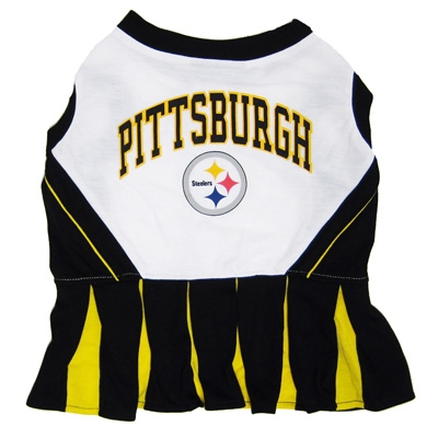 Pittsburgh Steelers Cheerleader Dress