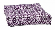 Purple Rain Microvelvet Piazza Bed