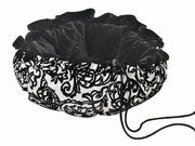 Bowsers Ritz/Ebony Microvelvet Buttercup Bed