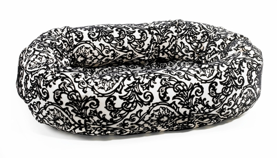 Bowsers Ritz Microvelvet Donut Bed