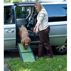 Short Bi-Fold Pet Ramp