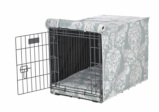 Spa Microvelvet Crate Mat & Crate Cover