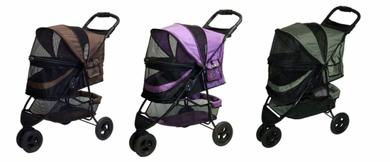 No Zip Special Edition Stroller