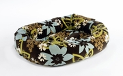 Bowsers St Tropez Microvelvet Donut Bed