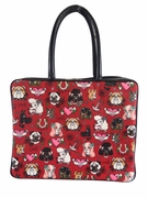 Tattoo Pooch Laptop Bag