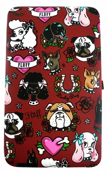 Tattoo Pooch Large Frame Wallet