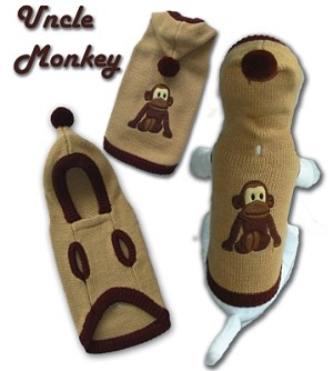 Uncle Monkey Sweater