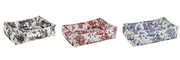 Bowsers Urban Lounger - Toile Microvelvet