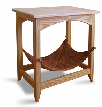 SnoozePal Cat Hammock Table