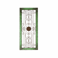 Antique Green Wall Grille