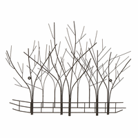 Bare Branches Tree Wall Art