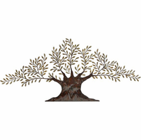 Gigantic Tree of Life Metal Wall Sculpture