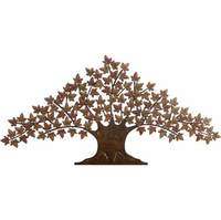 Large Tree of Life Metal Wall Hanging