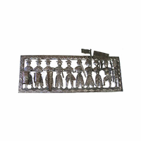 Marching Band Handcrafted Metal Wall Art