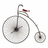 Old Century Bicycle Three-Dimensional Wall Art