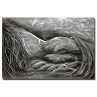Reclining Beauty Sensual Wall Art