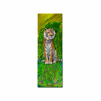 The Tiger's Home Nature Wall Art