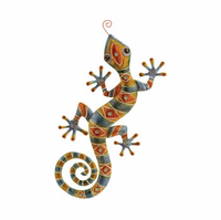 Tribal Gecko Lizard