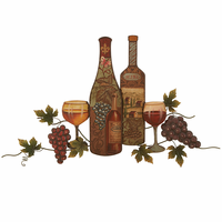 Wine Tastings Wine Wall Decor