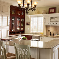 Alexandria Kitchen Cabinets