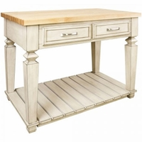 Bungalow Kitchen Island