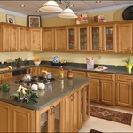 Cambridge Toffee Kitchen Cabinets