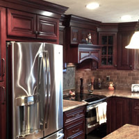 Georgetown Kitchen Cabinets