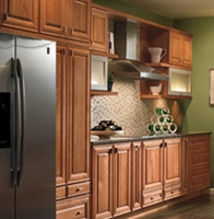 Quick Ship<br>Kitchen Cabinets