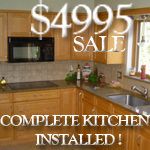 Kitchen Special $4,995