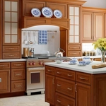 New Yorker Kitchen Cabinet