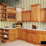 Roman Oak Kitchen Cabinets