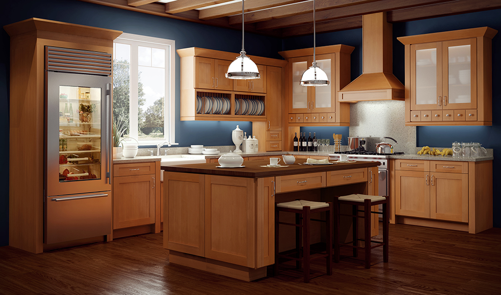 good Kitchen Cabinets Assemble Yourself #6: Shakertown Kitchen Cabinets