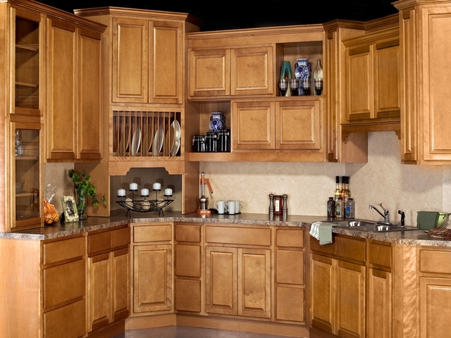 Sierra Kitchen Cabinets