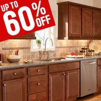 Sierra Nutmeg Kitchen Cabinets