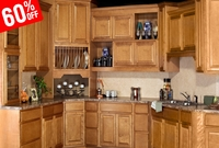 Sierra Toffee Kitchen Cabinets