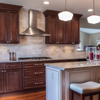 Signature Brownstone Cabinets