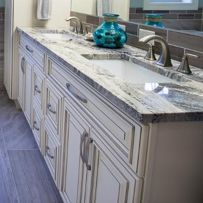 Signature Pearl Vanity Cabinets