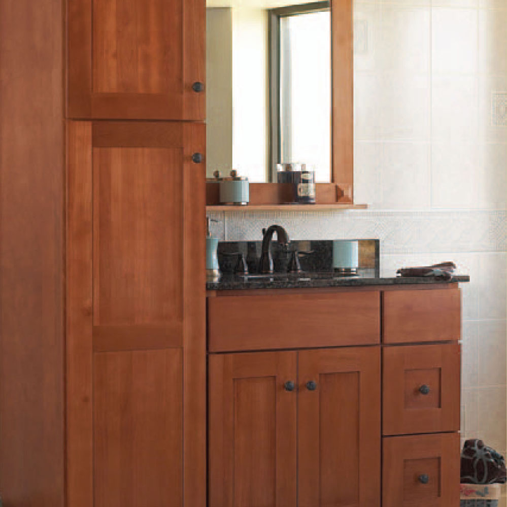 Sturbridge Bathroom Cabinets