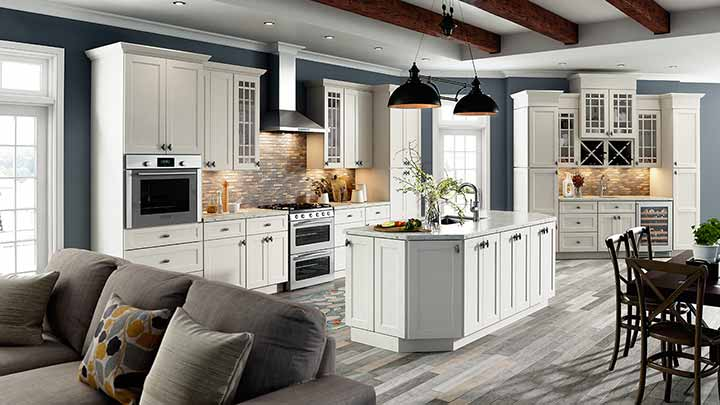 Trenton Kitchen Cabinets