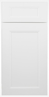 Uptown White Sample Door