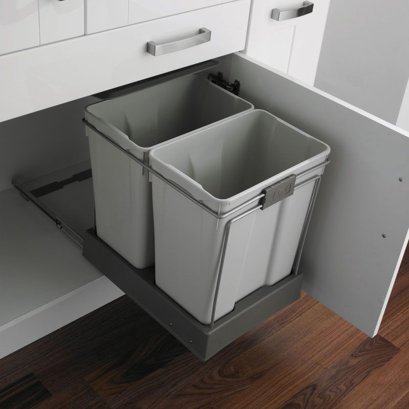 Waste Basket Pull-Outs