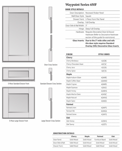 Waypoint Living Spaces 650f