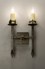 Castilla Sconce shown in Gilded Tobacco by 2nd Avenue Lighting