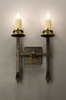 2nd Avenue Lighting (04.1490.2) Castilla Wall Sconce shown in Gilded Tobacco Finish